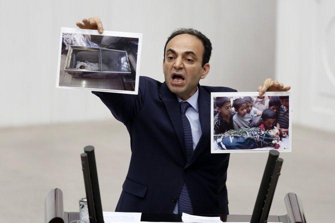 HDP'li Baydemir: Bizimle yaşamak istemiyorsanız elinizi yakamızdan çekin