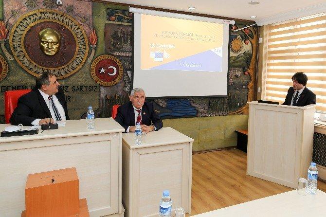 Gümüşhane İl Genel Meclisi'nin Ocak Ayı Toplantıları Devam Ediyor