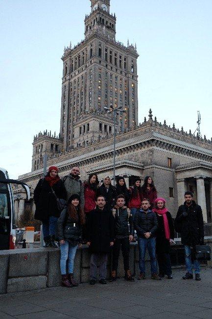 Hakkari Üniversitesi Polonya'da