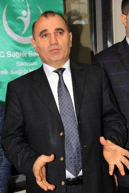 Samsun'da Verem Olgu Hızı 100 Binde 17.6