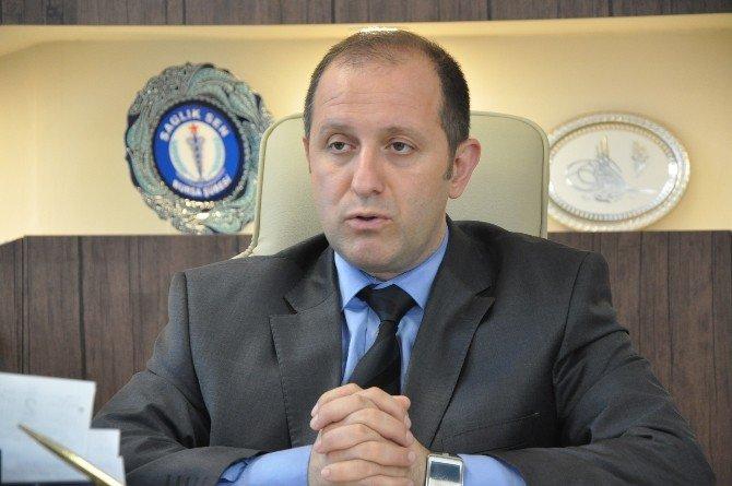 İnegöl Devlet Hastanesi 2015 Yılında 929 Bin Kişiye Hizmet Verdi