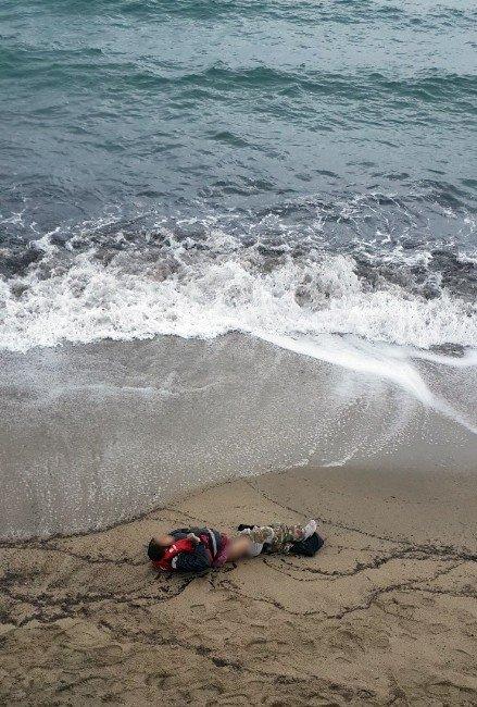 Ayvalık'ta Mülteci Faciası