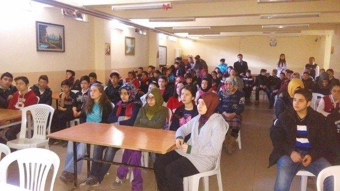 Hisarcık Aihl'de Okul Tanıtım Çalışmaları