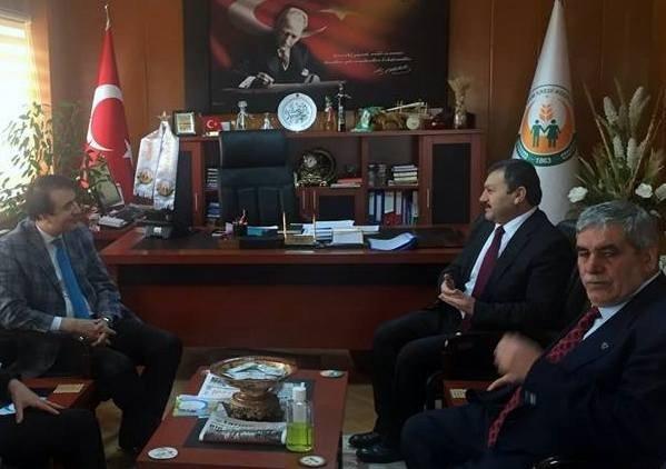 Aydemir'den Ekonomi'de 'Erzurum Modeli' Vurgusu
