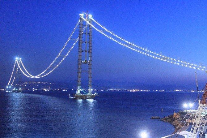 Mega Projede 40 Kilometre Hizmete Açılıyor