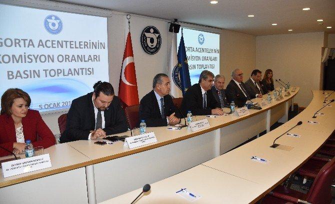 Sigorta Acenteleri Komitesinden 'Komisyon' Tepkisi