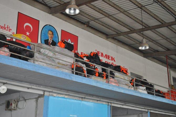 İzmir'de can yeleği operasyonu