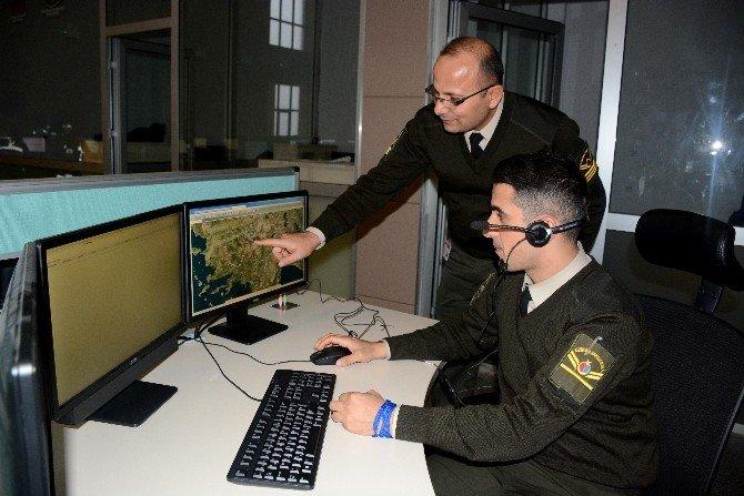 Jandarma, 112 Çağrı Merkezinde