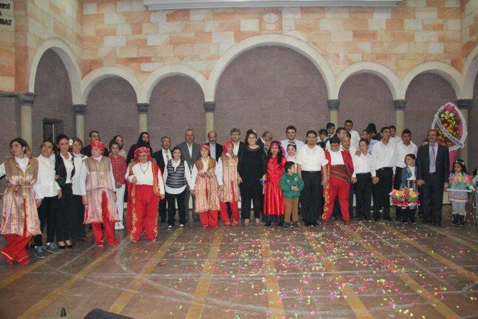 Kapadokya Kültür ve Sanat Merkezi'nde 229 etkinlik yapıldı