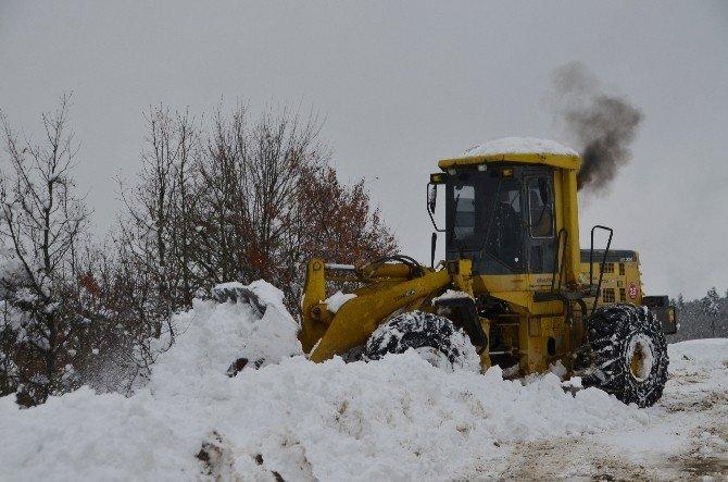 Karabük'te Tüm Köy Yolları Ulaşıma Açıldı