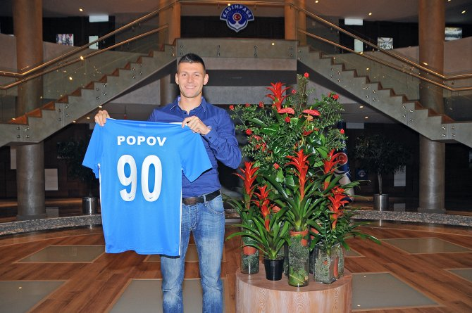 Bulgar Strahil Popov Kasımpaşa'da