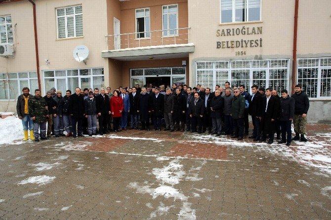 Büyükşehir Belediyesi Sarıoğlan'a 21 Milyon Liralık Yatırım Yaptı