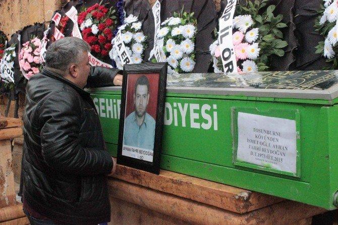 Kırşehir'deki Otobüs Kazasında Ölen Şahıs Defnedildi