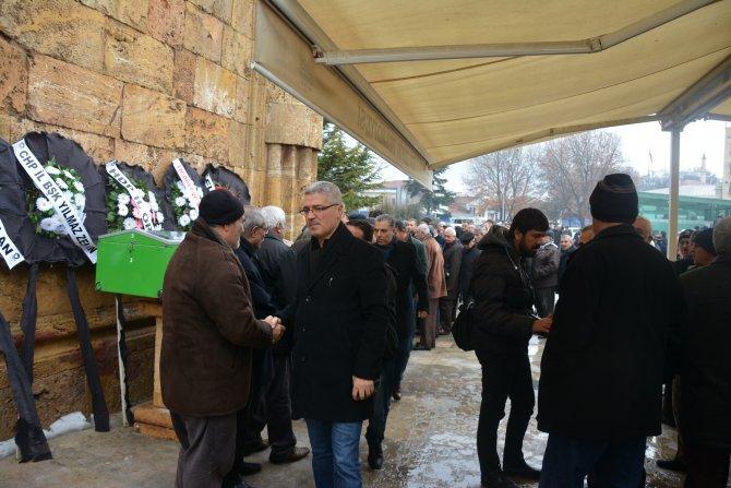 Kırşehir'deki kazada hayatını kaybedenler toprağa verildi