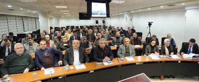 KTO Aralık Ayı Olağan Meclis Toplantısı Yapıldı