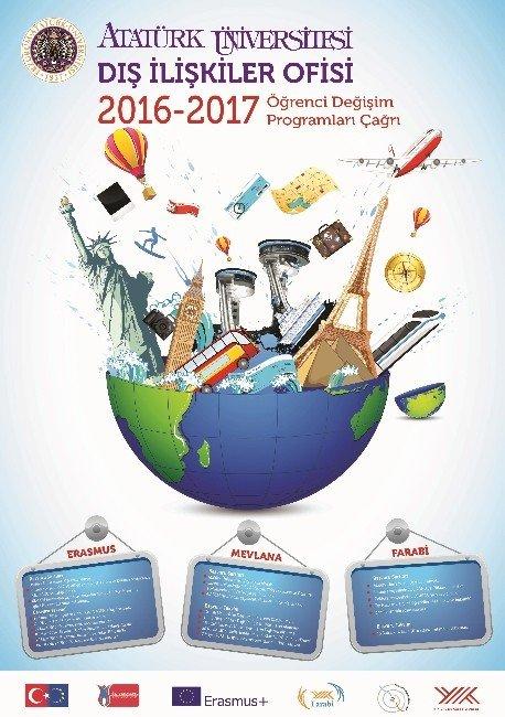 Erasmus, Mevlana Ve Farabi Programları Koordinatörler Toplantısı