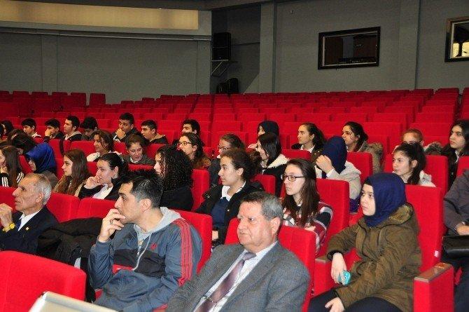 Öğrenciler Verem Hastalığını Öğrendi