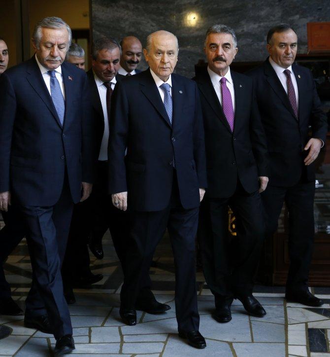 Bahçeli: Erdoğan, özellikle Oslo'da PKK'ya federasyon sözü vermiş midir?
