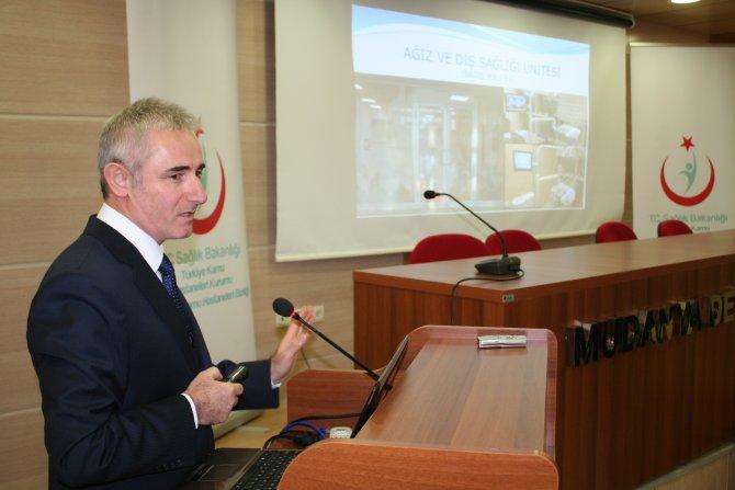 2015 yılı Mudanya Devlet'te yatırım yılı oldu