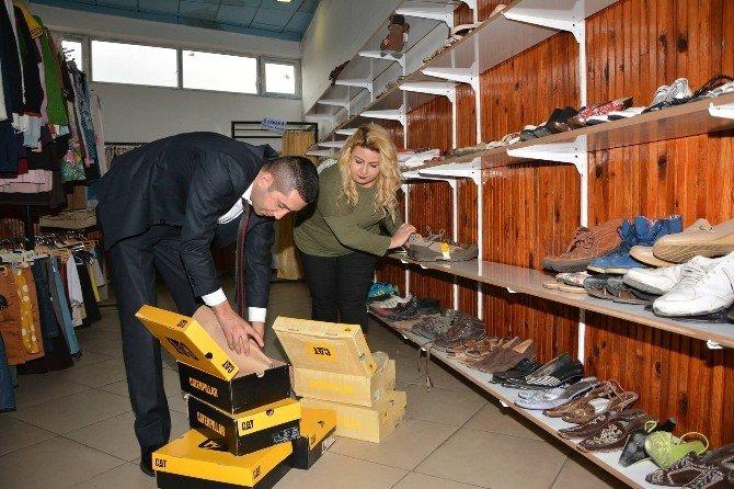 Niksar'da Giyim Market İle 500 Aileye Ulaşıldı