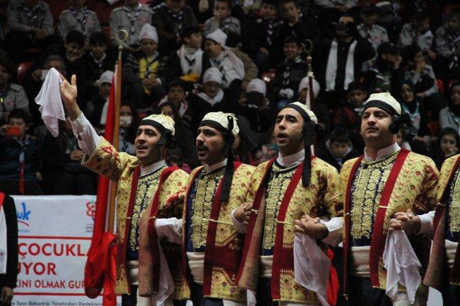 Adana'da kurtuluş coşkusu