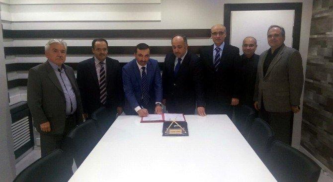 Kavak'ta Kyk İçin Protokol İmzalandı