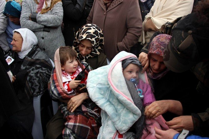 Şehit Polis Musa Yüce Son Yolculuğuna Uğurlandı