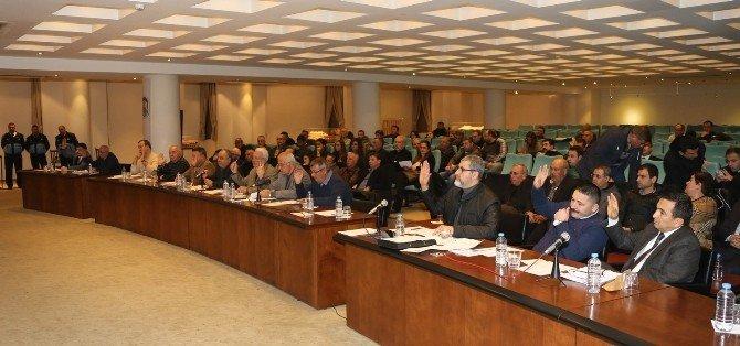 Selçuk Belediye Meclisi 2016 Yılının İlk Toplantısını Yaptı
