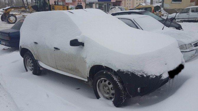 Yıldızeli'nde Kar Tatili Uzatıldı