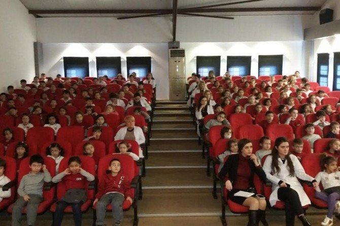 5 Yılda 12 Bin 969 Öğrenciye Çevre Eğitimi