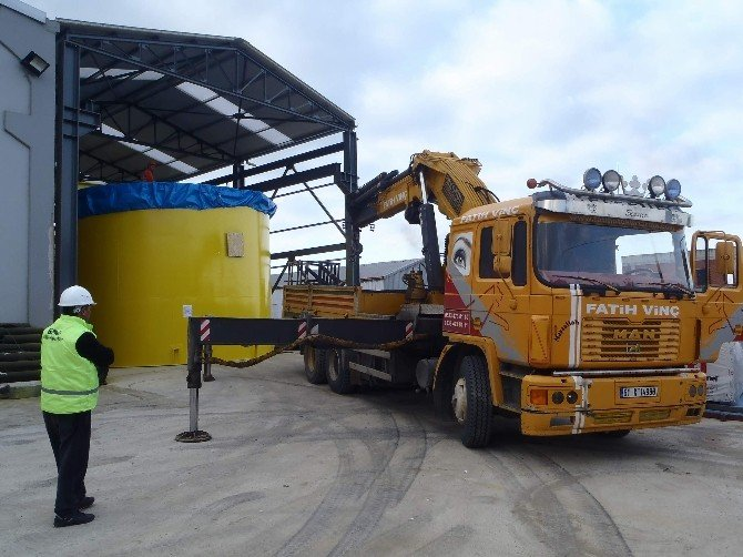 Trabzon'dan Dünyaya 'Tank' İhraç Ediyorlar