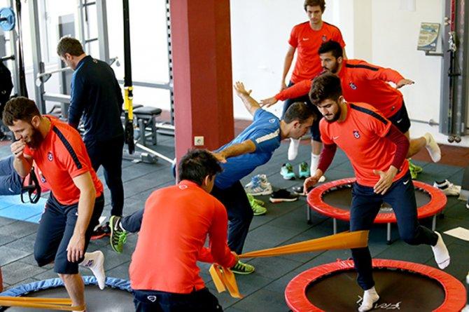 Trabzonspor, güç depoluyor