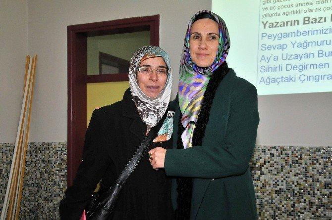 Akşehirde Yazar Öğrenci Buluşmaları Sürüyor