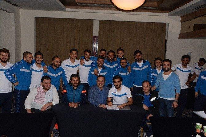 Bb Erzurumspor'da Antalya Kapmı Sürüyor