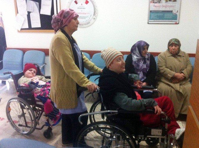 Yozgat'ta Engellilerin Rapor Çilesi