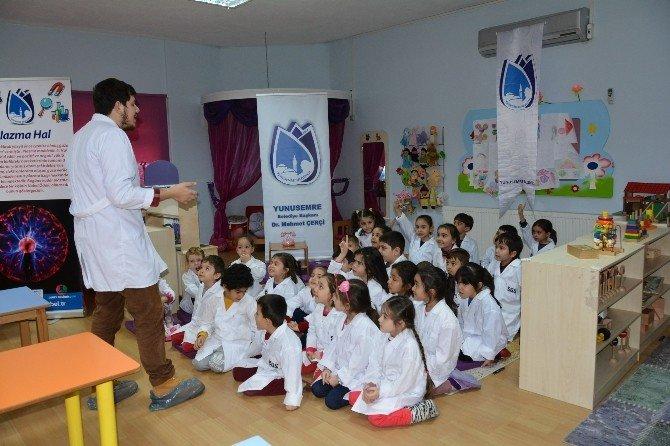 Yunusemre'den Bilim Şenliği