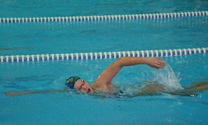 Olimpik Kulaçlar Ve Anadolu Yıldızlar Ligi Yüzme İl Seçmeleri