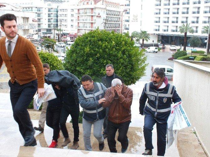 Restoranı Soyan 3 Hırsız Tutuklandı