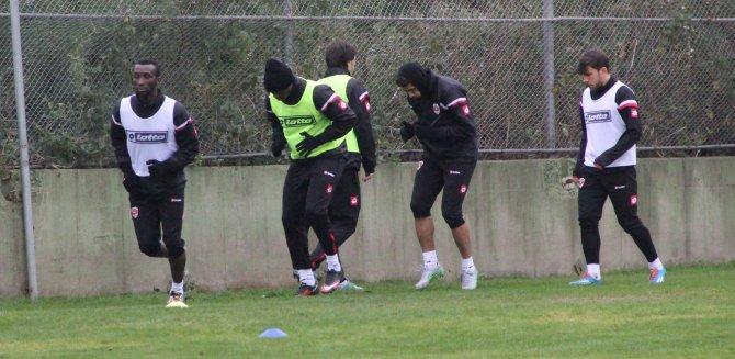 Adanaspor, Trabzonspor maçının hazırlıklarını sürdürüyor