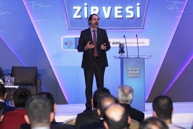 'İşinin Liderleri' İzmir'de Bir Araya Geldi