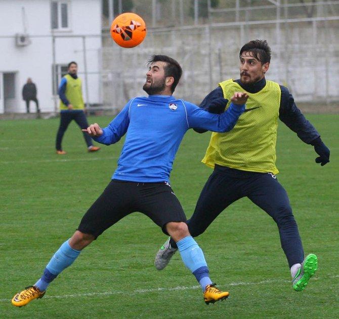 1461 Trabzon, Beşiktaş maçına hazırlanıyor