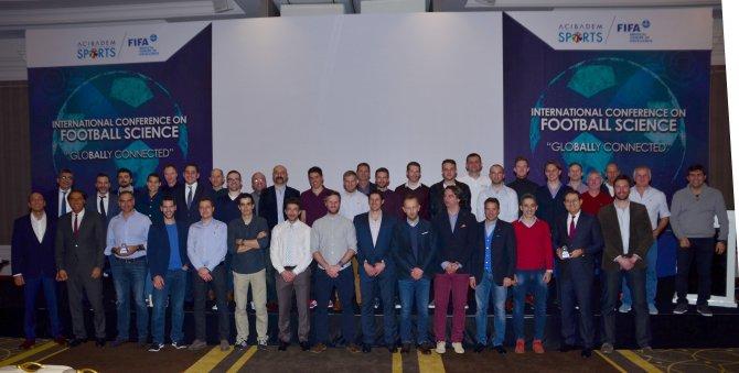 Uluslararası Futbol Bilimleri Zirvesi sona erdi