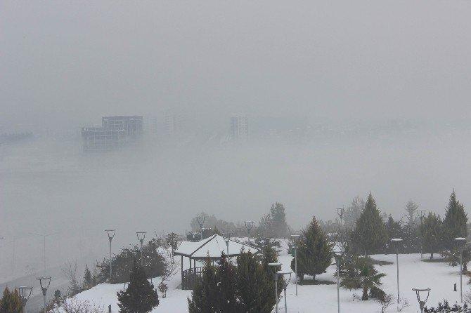 Kar Yağışı Hayatı Olumsuz Etkiliyor