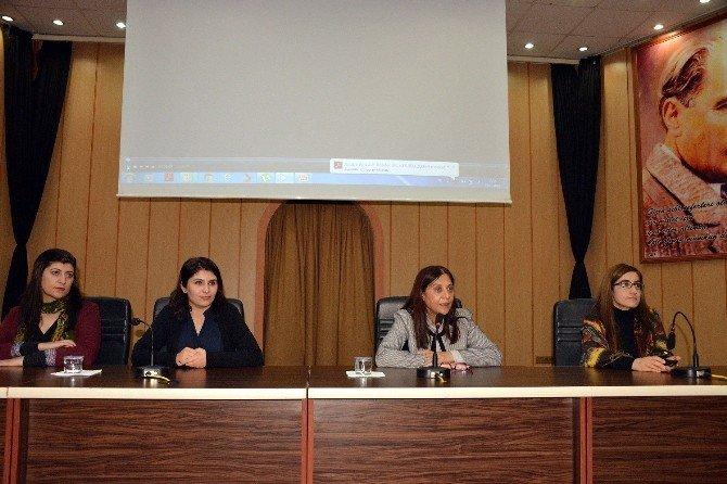 Akdeniz Belediyesi, Kadınlara 'Toplumsal Cinsiyet' Eğitimi Veriyor