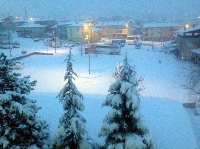 Adana'da Eğitime Kar Tatili