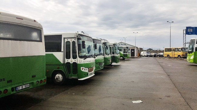 Alaplı'da Halk Otobüsleri Zamlandı