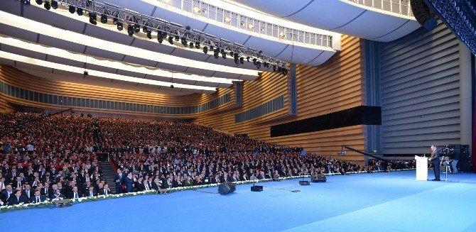 Başkan Gökçek, Başbakan'a Projelerini Anlattı
