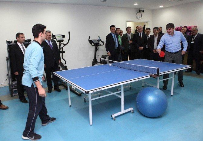 Başkan Türel, Öğrencilerle Buluştu
