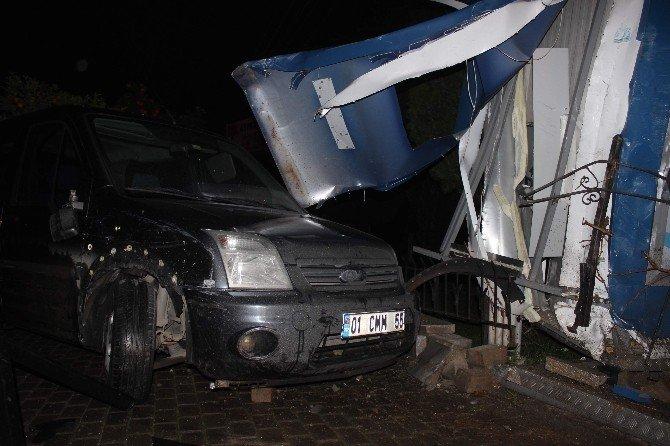 Aydın'da Şüpheli Kaza, Ekipler Olay Yerinde Yaralı Aradı