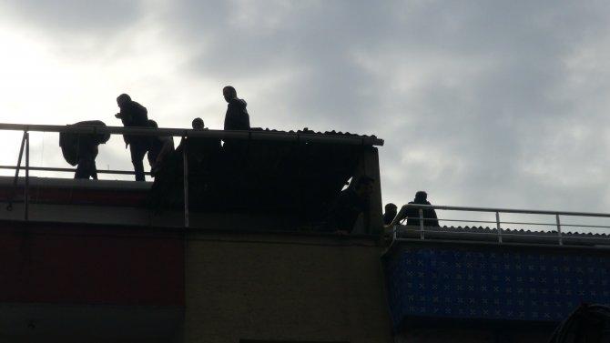Banka soyan gaspçılara polis operasyonu